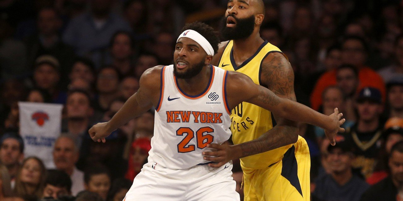 The Knicks Are Sorely Missing Mitchell Robinson and His Defense