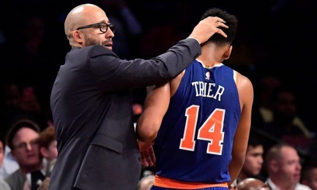 Rapid Reaction: Allonzo Trier's Signing Is Another Step In Right Direction