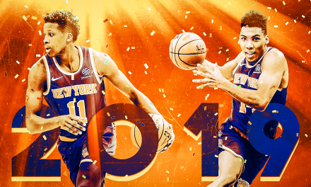 New York, New Me: Resolutions for the Resident Knicks