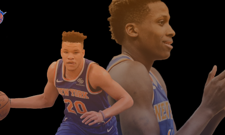 TKW Podcast: Frank Ntilikina and Kevin Knox Deliver Huge Games