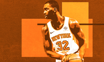 For the Knicks, Noah Vonleh's Hard-Working Attitude Is a Blessing for Now and Later