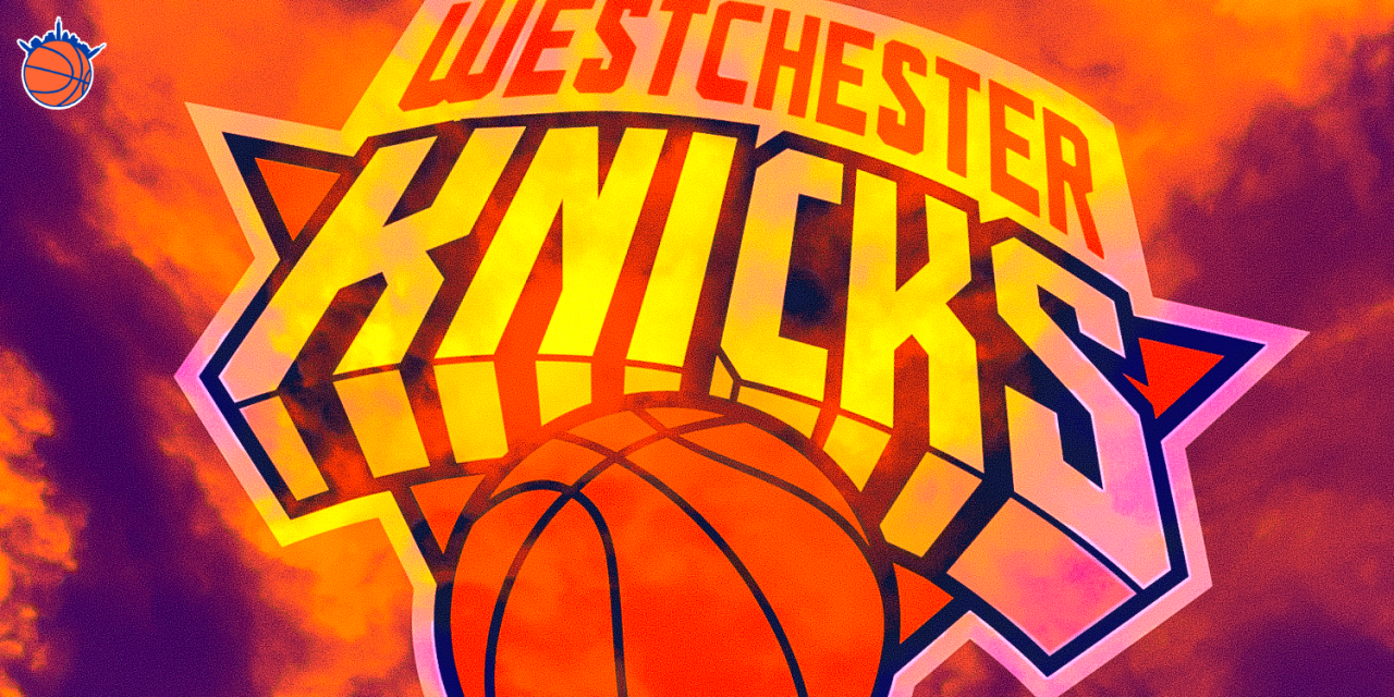 Jenkins on the Rise for Westchester Knicks and G League