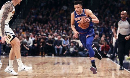 Kevin Knox Is the Eastern Conference's Top Rookie for December