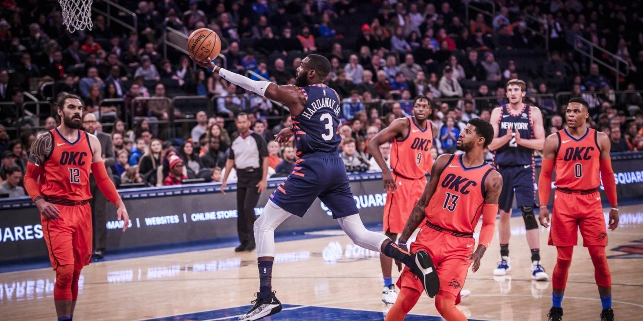 TKW Highlights: Efficient Hardaway Jr. and Mitchell Robinson's Outing vs. Thunder