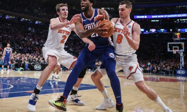 TKW Highlights: Luke Kornet Balls Out vs. Sixers