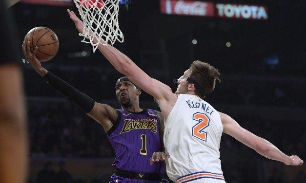 Luke Kornet Embodies Knicks' Desire to Test Young Core in Lieu of Kristaps Porzingis