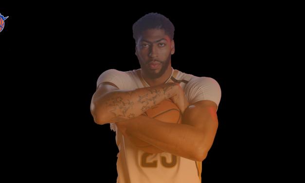 Emergency TKW Podcast: Can the Knicks Land Anthony Davis?