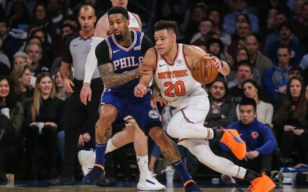 TKW Highlights: Kevin Knox's Career High, Frank Ntilikina's Nice Outing vs. Sixers