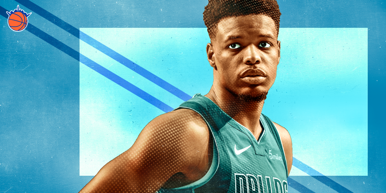 Should the Knicks Trade for Dennis Smith Jr.? A Debate