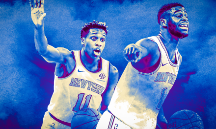 For Frank Ntilikina and Emmanuel Mudiay, It's Time to Renew Backcourt Competition