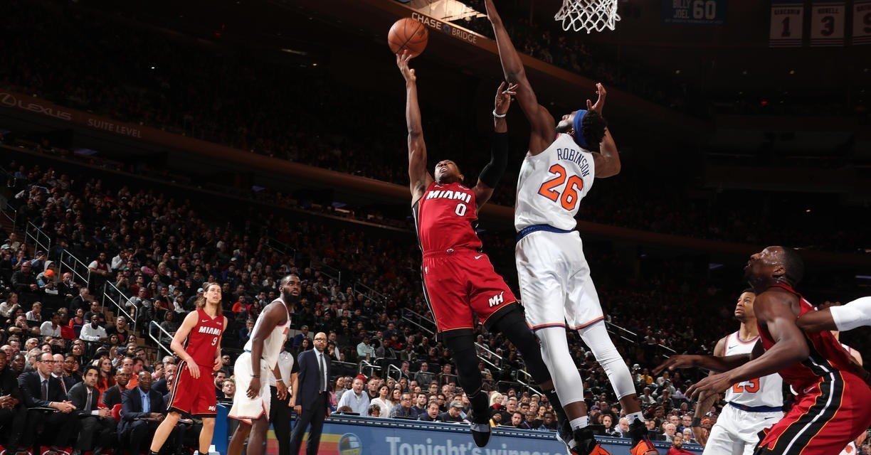 Mitchell Robinson, Knicks Building Core of Versatile Defenders