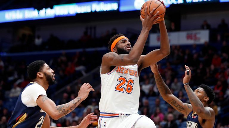 Mitchell Robinson's Groin Injury Another Setback for Promising Rookie