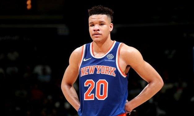 Room for Growth: Assessing Kevin Knox's Offensive Game
