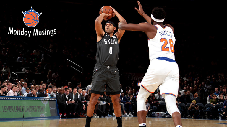 Monday Musings: Do the Knicks Need a 'Jared Dudley' Type on the Team?