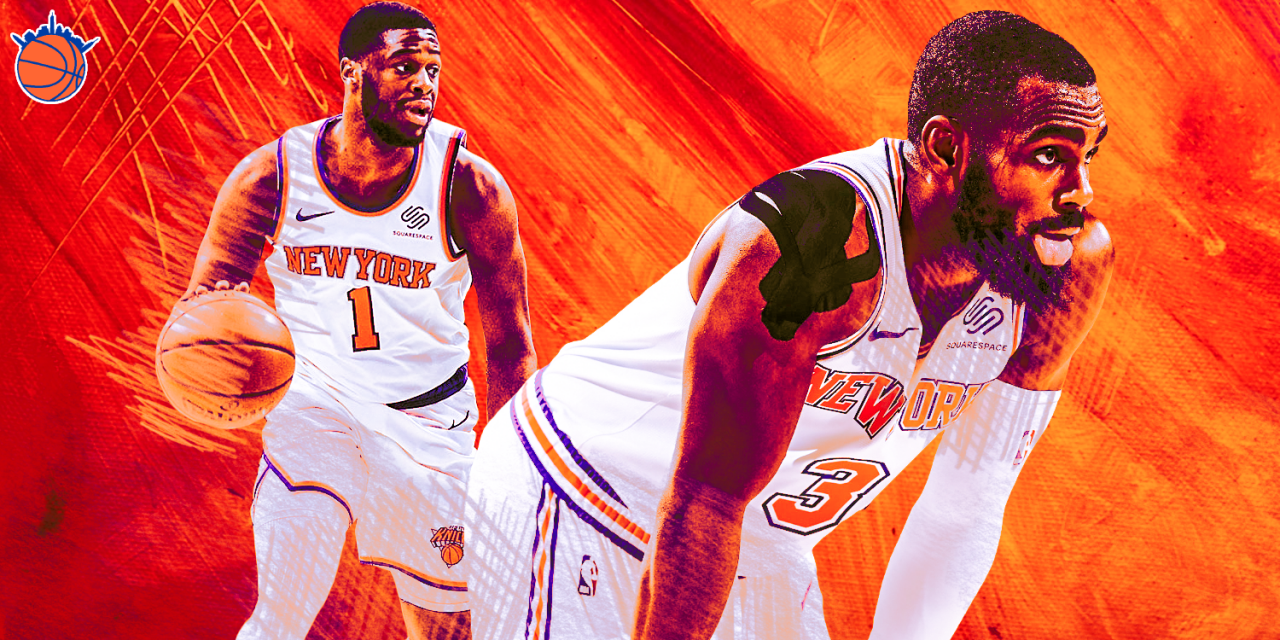 The Knicks Are Stuck Between Talent and Effort