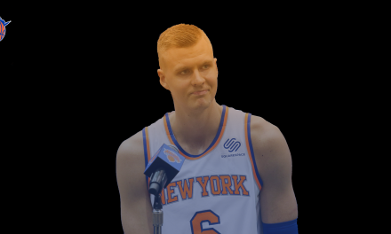 TKW Podcast: Kristaps Porzingis' Free Agency Options & More Buckets for Kevin Knox