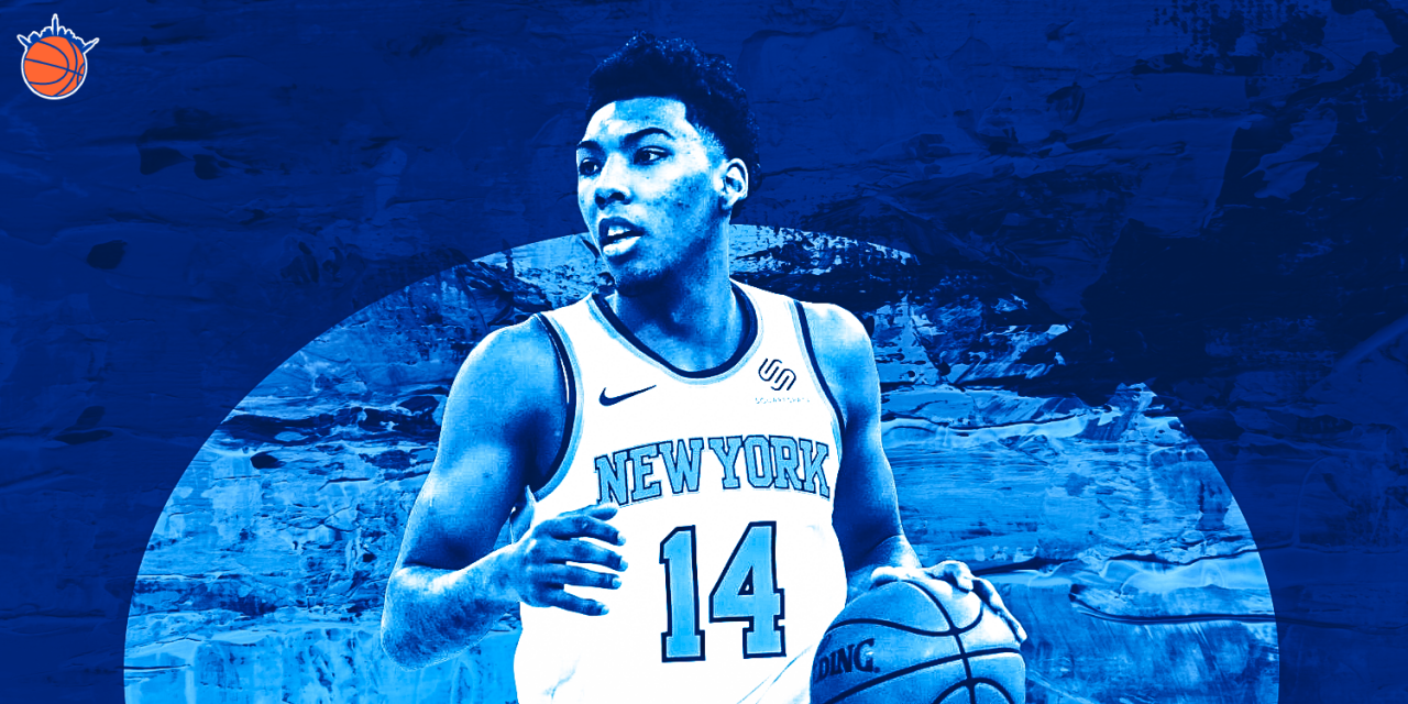 How Does Allonzo Trier Pry Himself From His Post-Injury Slump?