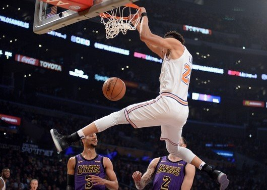 Kevin Knox Will Replace Injured Lonzo Ball in Rising Stars Challenge