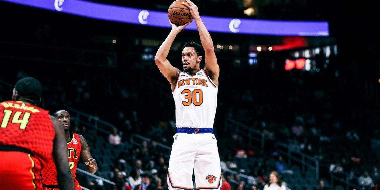 John Jenkins Signs Two-Year Deal With Knicks