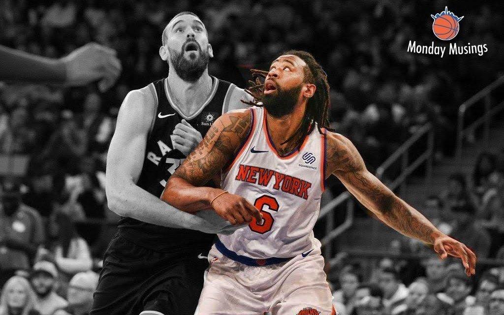Monday Musings: Is DeAndre Jordan Helping the Knicks?