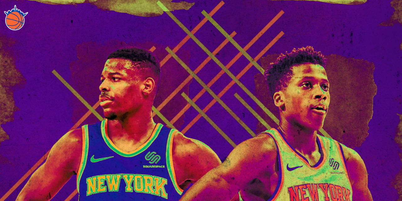 Can the Knicks Make a Dennis Smith Jr.–Frank Ntilikina Backcourt Work?