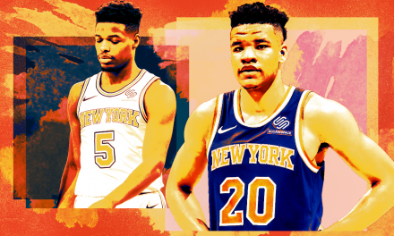 Can Dennis Smith Jr. and Kevin Knox Push Each Other in the Right Direction?