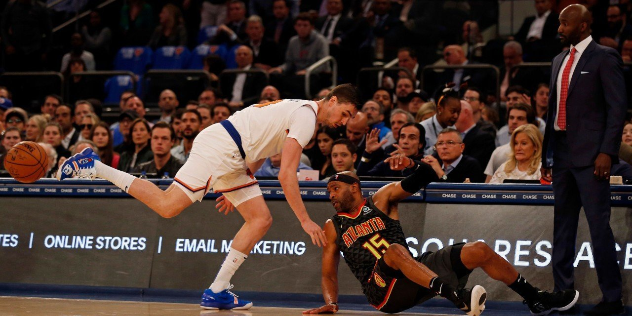 Knicks Have One Last Try to End Losing Streak Before Break With Hawks Matchup