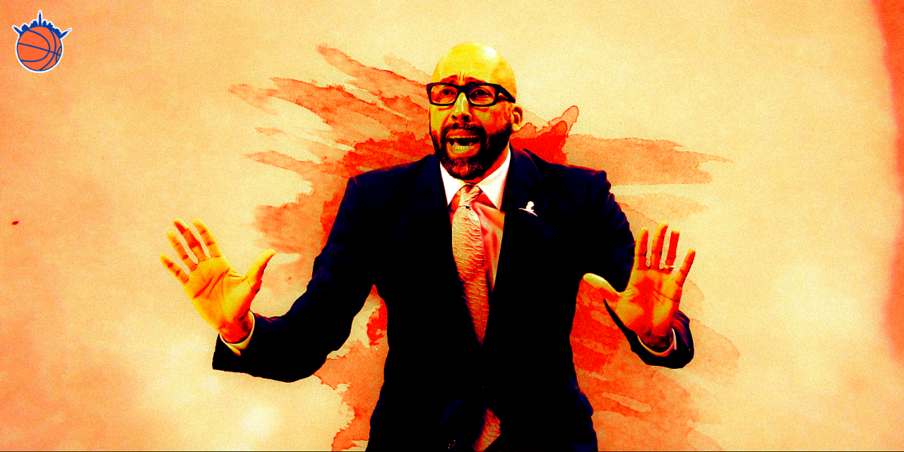 How Is David Fizdale Looking to Build His Knicks Defense?