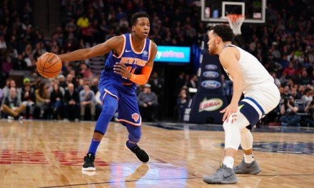 Knicks Kickstart Unofficial Second Half of the Season With Timberwolves Matchup