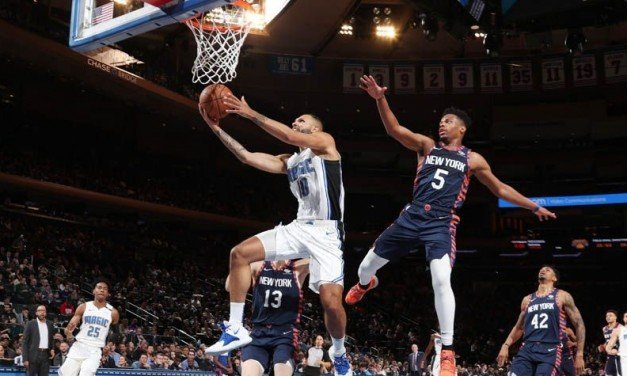 Bench Mob Leads Knicks Over Magic in Second Consecutive Win