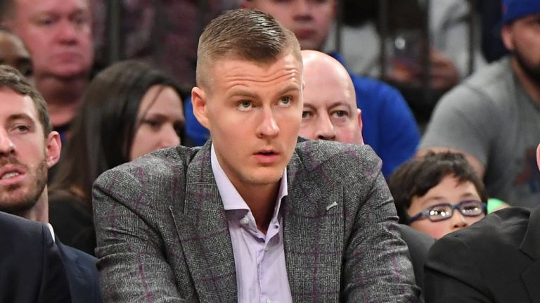 The Kristaps Porzingis Trade Was Never Plan A — But What's Plan B?
