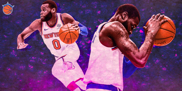 Kadeem Allen, the Latest G League Late Bloomer for the Knicks