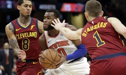 Kadeem Allen Shines as Knicks Set New Franchise Losing Streak Record