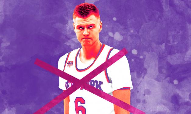 Trading Kristaps Porzingis Isn't Your Classic Knicks Move