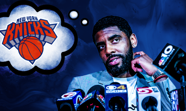 'We Want Kyrie': Do the Knicks Have a Clear Path Toward Irving?