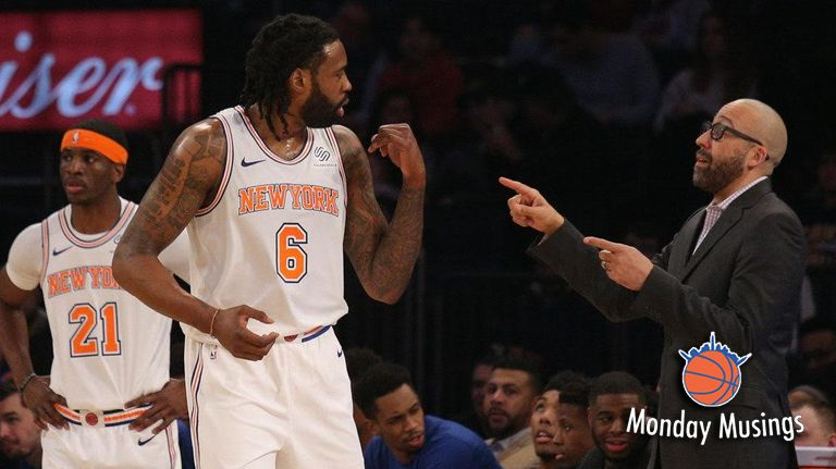 Monday Musings: Fallout From the Kristaps Porzingis Trade