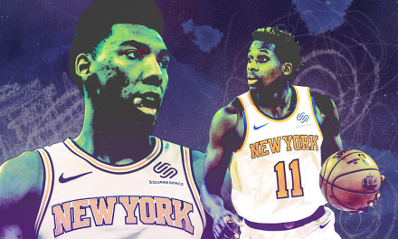 Who Should the Knicks Prioritize in the Rotation Until the End of the Season?