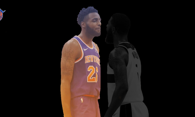 TKW Podcast: Mitchell Robinson's Career Run, Bench Unit Shining & Thirty Five Ventures