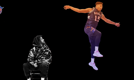 TKW Podcast: DSJ's Dunks Fall Short After the Knicks Finally Get a Win