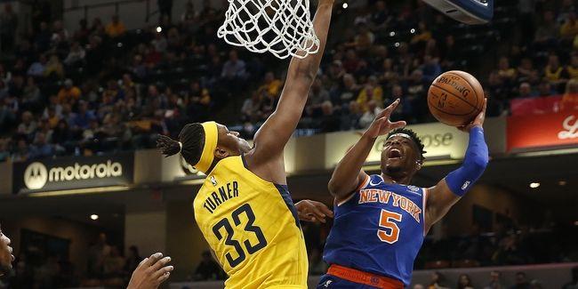 Emmanuel Mudiay–Led Knicks Comeback Falls Short Against Pacers