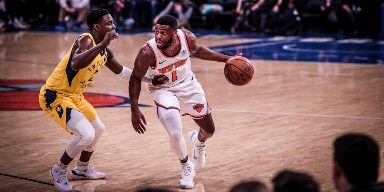 Knicks Continue Road Trip in Indy to Face Pacers