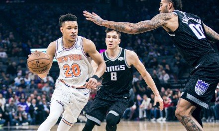 Knicks Face Kings in Saturday Matinee