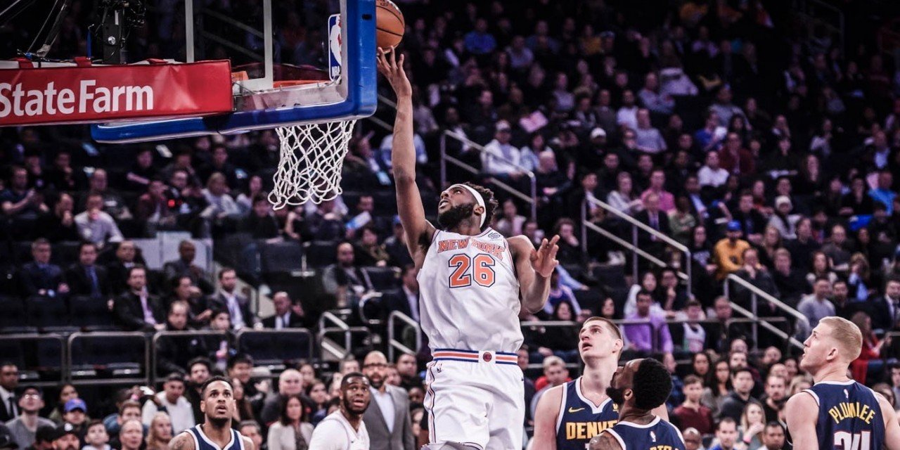Nuggets Knock Out Knicks With Strong Team Play