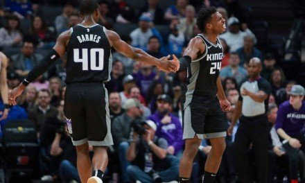 Fast-Paced Kings Speed by Turnover-Prone Knicks in Latest Defeat