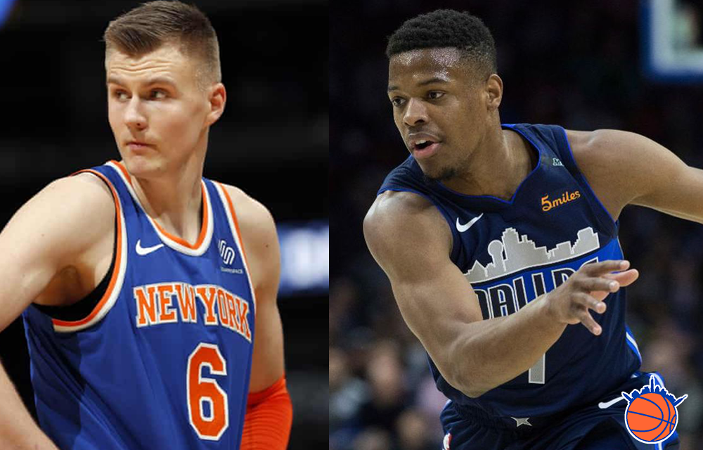 Roundtable: Reactions, Winners and Losers to Kristaps Porzingis Trade