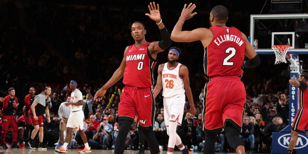 Knicks Take on Heat in Final Garden Bow for Dwyane Wade