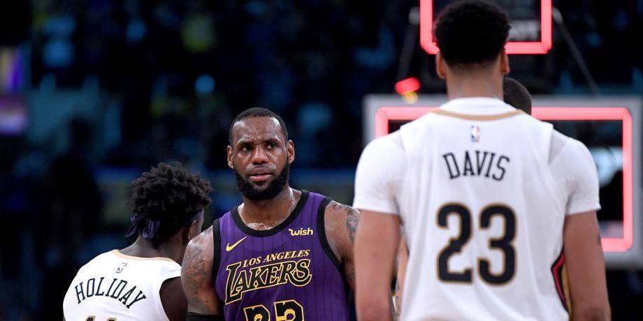 LeBron's Laker Nightmare Heightens Urgency to Land Anthony Davis