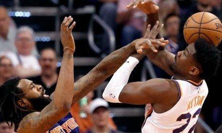 TKW Highlights DeAndre Jordan Returns and Dennis Smith Jr. vs. Suns
