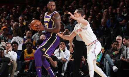 Hezonja Denies LeBron and Lakers on St. Patrick's Day to Seal Knicks Win