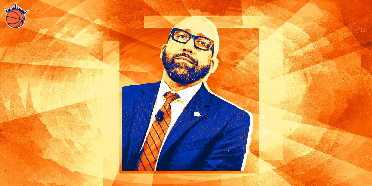 Fizdale, the Knicks, and Searching for Identity in the Big City